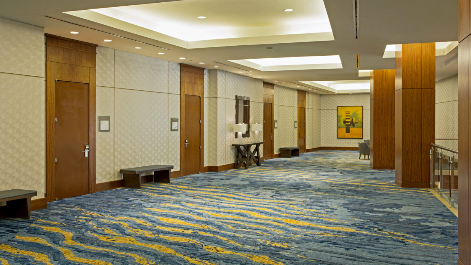 Prefunction Space at The Westin Alexandria Hotel