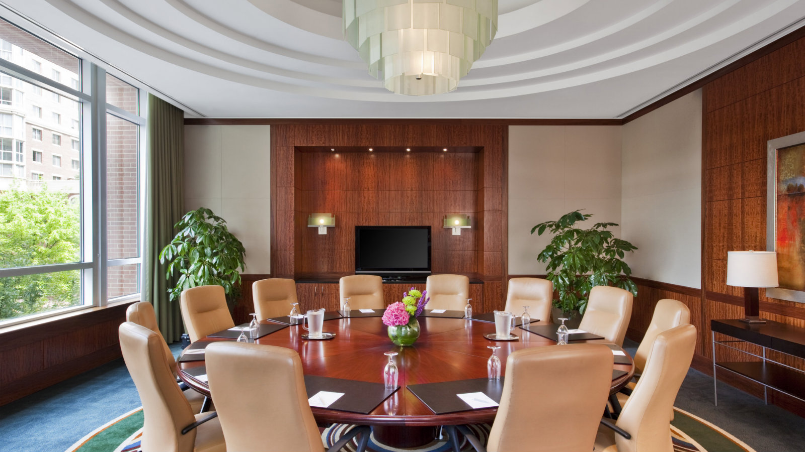 The Westin Alexandria - Hopkins Boardroom