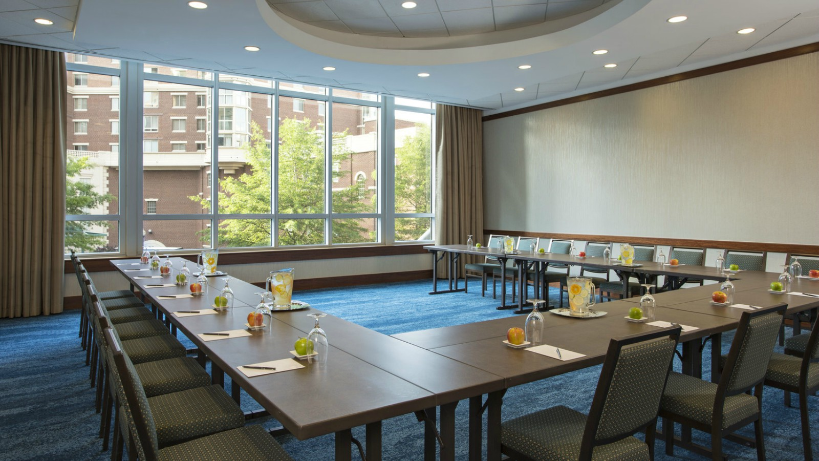 The Westin Alexandria - Bell Boardroom